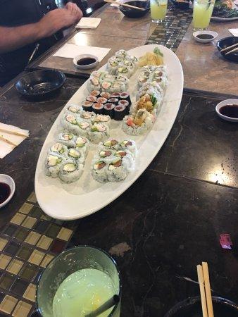 Sunnyvale, كاليفورنيا: Katana Sushi