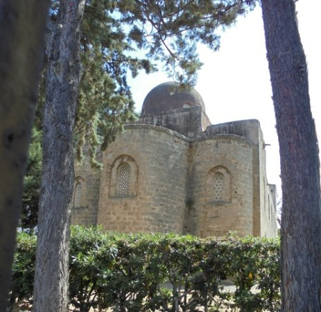 Chiesa di San Giovanni dei Lebbrosi: absidi