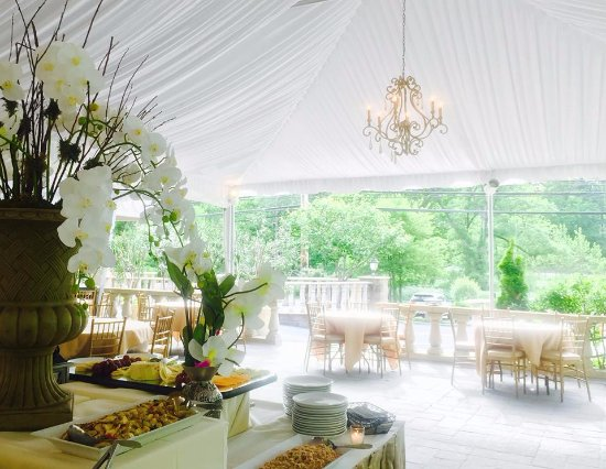 Yonkers, NY: Our outdoor patio makes the ideal location for a wedding ceremony, cocktail hour, or reception.