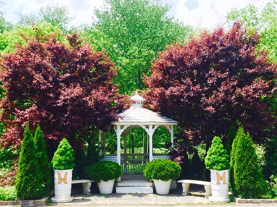 Yonkers, NY: Our gazebo is perfect for any photo-op. Beautiful in an season.