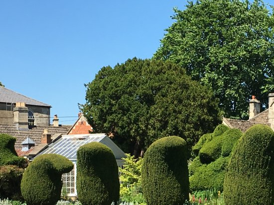 Holt, UK: Topiary