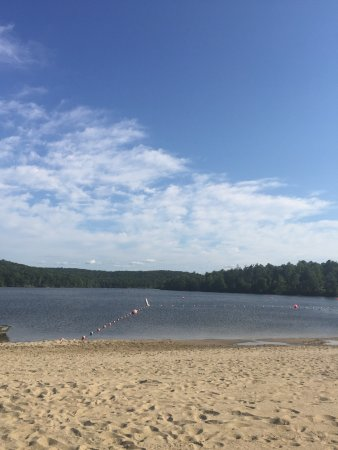 Lake Taghkanic State Park: Beautiful State Park with a great sandy beach.