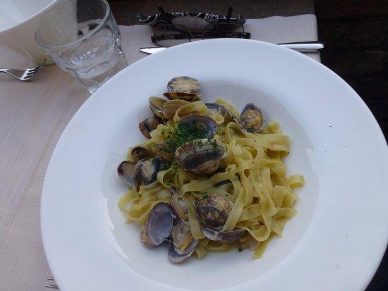 Ristorante Cantinone Storico : Spaghetti vongole