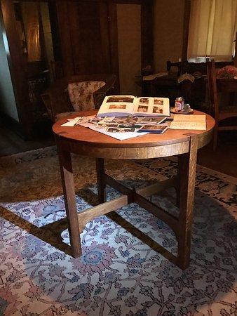Morris Plains, NJ: table