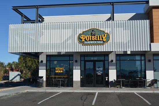 Avondale, AZ: Potbelly Sandwich Shop