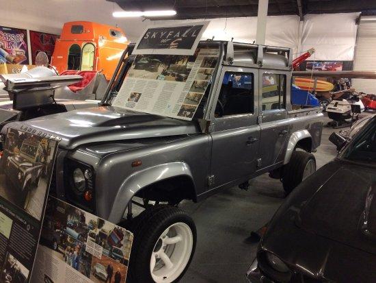 Car Museum On Las Vegas Strip