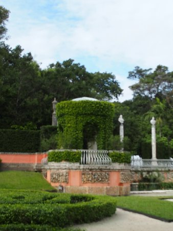 Vizcaya Museum and Gardens: garden