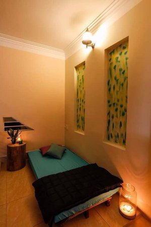 Quy Nhon, Vietnam: Cozy single bed