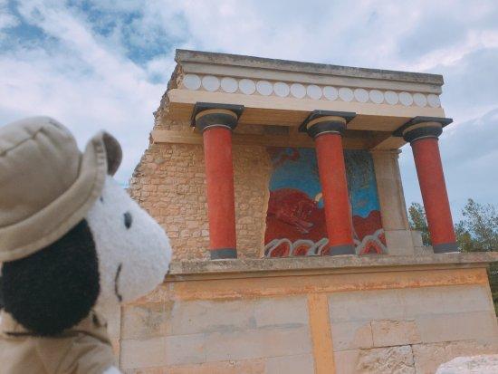 Αρχαιολογικός Χώρος Κνωσού: photo4.jpg