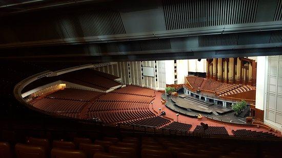 Lds Conference Center Salt Lake City Ce Qu Il Faut