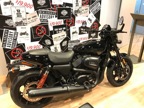 Harley-Davidson of Singapore