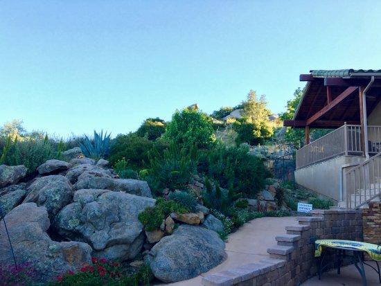 Ramona, CA: Beautiful Grounds
