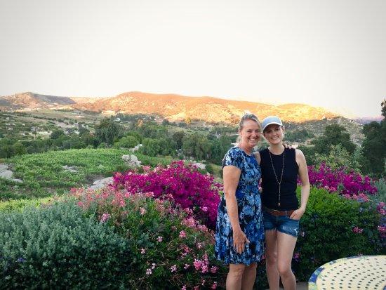 Ramona, CA: The amazing Laurie