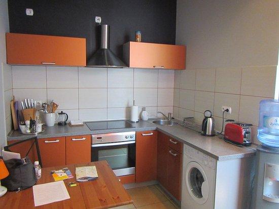 Zdjęcie Red Kurka Apartments