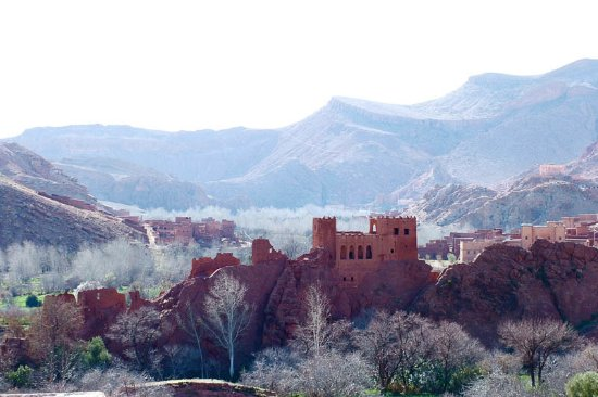 Martinez, CA: A kasbah or fortified town, in a valley in beautiful SE MOROCCO. A great Textile and Cuisine Tou