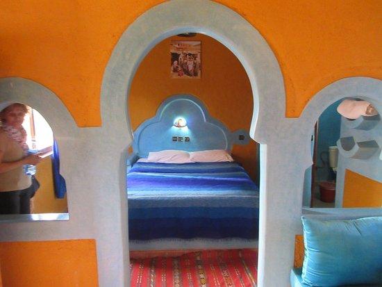 Hotel Ksar Merzouga: La camera