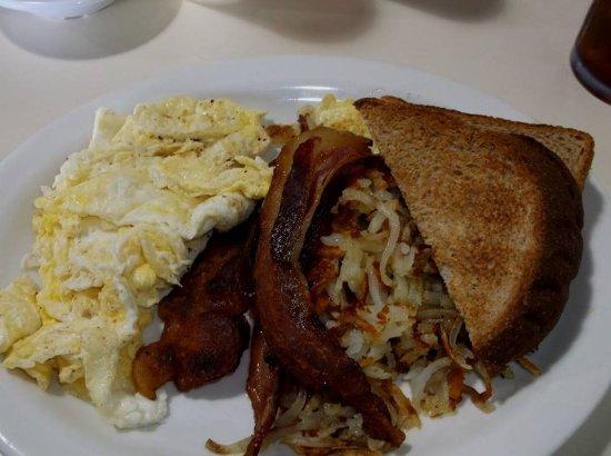 Cabool, MO: Great breakfast Platter