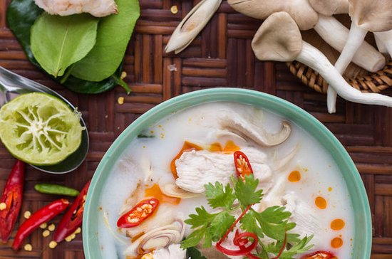 Full-Day Thai Cooking Class with Waterfall Visit from Phuket