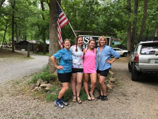 Erwin, Tennessee: USA Raft and the Nolichucky was the best rafting trip ever.
