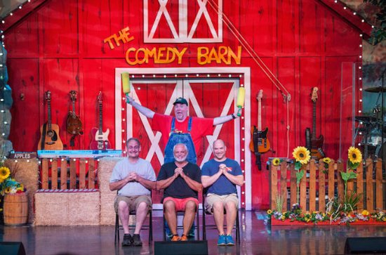 The Comedy Barn en Pigeon Forge