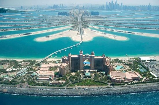 Seaplane Tour to Ras Al Khaimah from Dubai and Al Wadi Desert Resort