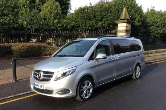 Chauffeur Driven Private Sightseeing Tour of Edinburgh
