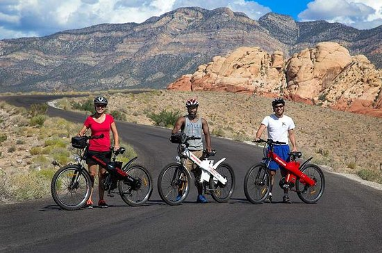 Red Rock Canyon Electric Bike Tour