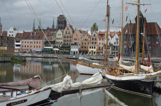 Private Walking Tour of Gdansk Old...
