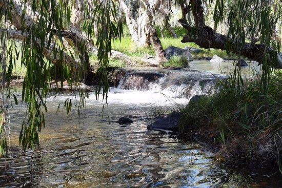 Mount Surprise, Australien: Waterfall on Elizabeth Creek