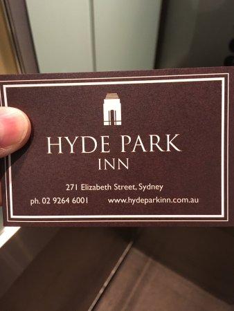 海德公園酒店張圖片