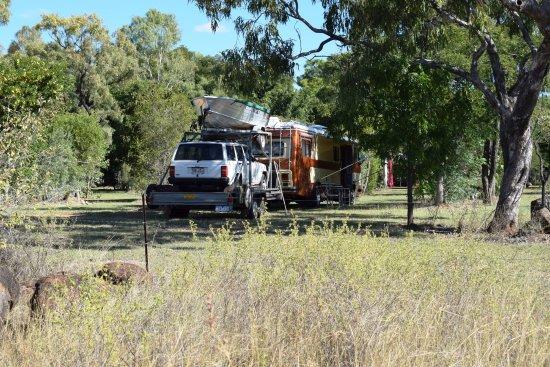 Mount Surprise, Australien: Large Sites suitable for big rigs