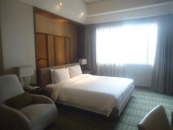 Haiyatt Hotel: 部屋は広め