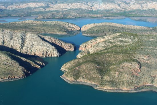 Kununurra, Australia: Horizontal Waterfalls