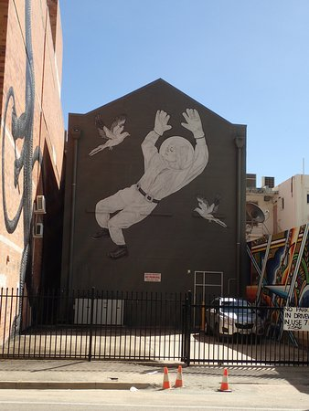 Street Art CBD Walking Trails