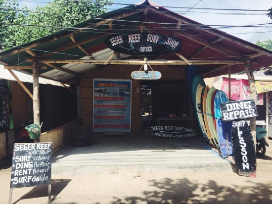 Seger Reef Surf Shop