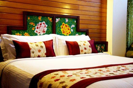 Foto de Chumbi Residency Hotel