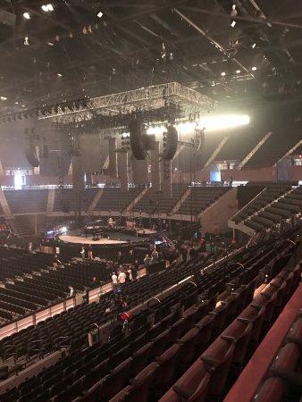 Uniondale, Estado de Nueva York: Nassau Veterans Memorial Coliseum