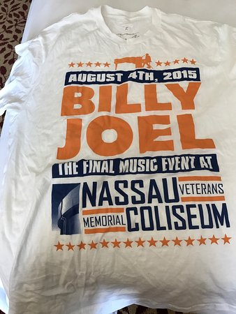 Uniondale, État de New York : Nassau Veterans Memorial Coliseum