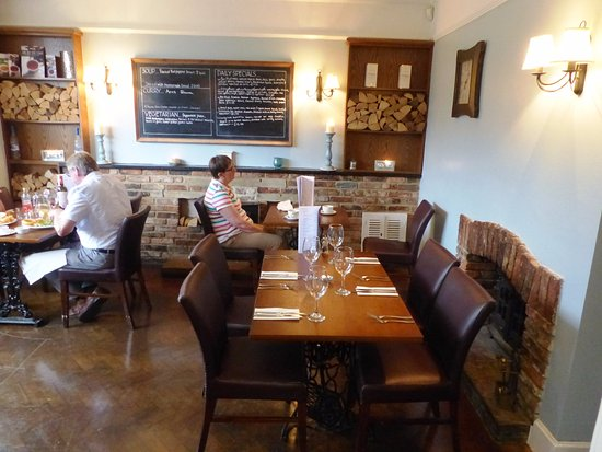 Aldwark, UK: One of the dining room areas, there are a couple more elsewhere