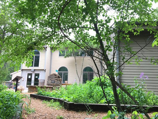 Chesterton, IN: Nature Center at Indiana Dunes State Park