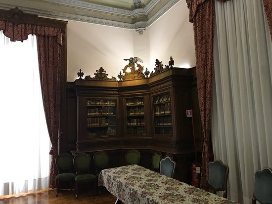 "Lonigo, Itália: Villa Giovanelli, detta ""San Fermo"""