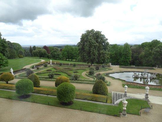 Waddesdon Manor: des jardins grandioses !