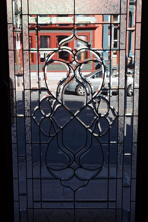 Waverley Inn: Door
