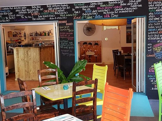Agnes Water, Australia: Enjoy our outdoor eating space