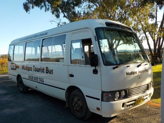 Mudgee Tourist Bus