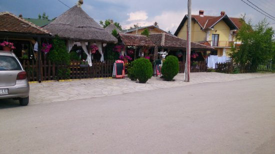 Leskovac, Servië: Entrance