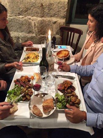 Parfait pour un diner entre amis photo de u funtanonu for Dinner entre amis