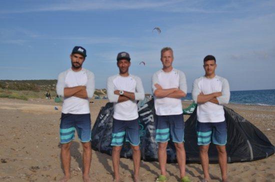 Kiteboarding Cyprus