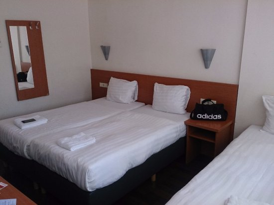 Nieuw Slotania Hotel: sauber und komfortabel