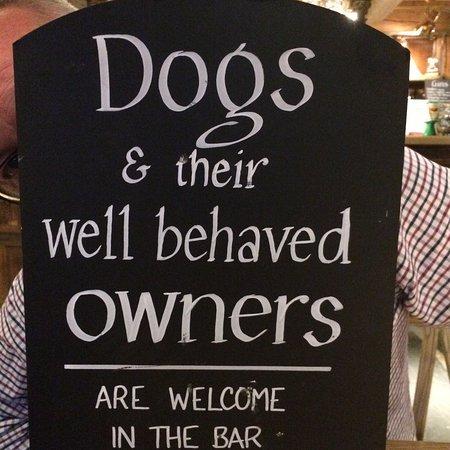 Troutbeck, UK: Dog friendly